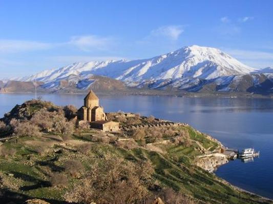 Лучшие курорты Турции. Ван