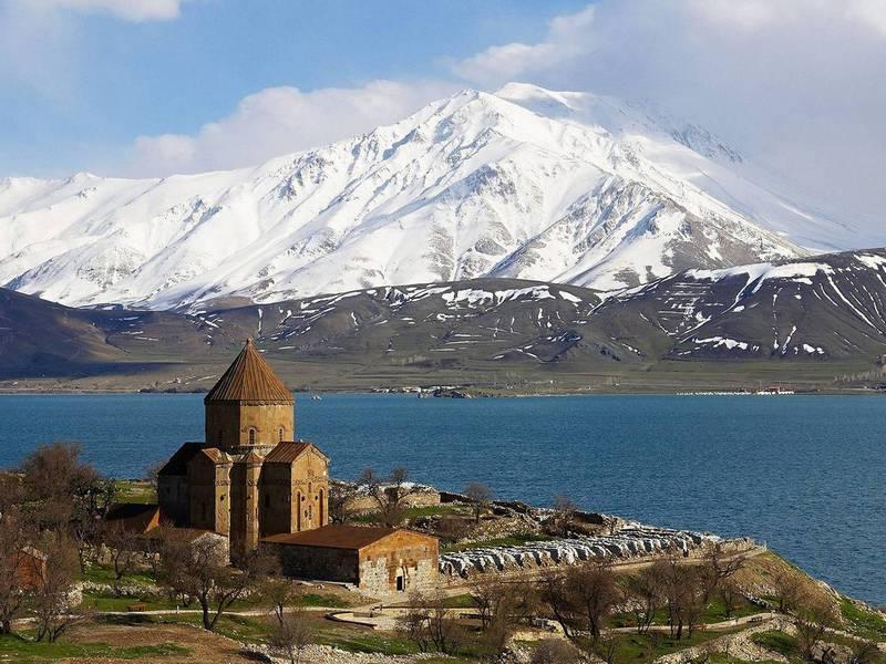 Лучшие курорты Турции. Восточная Анатолия