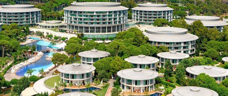 Лучшие отели Турции. Calista Luxury Resort Kadriye