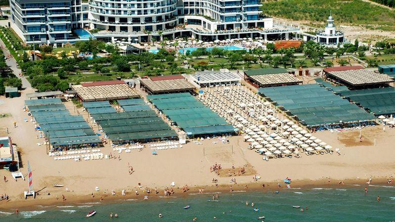 Лучшие отели Турции. Commodore Elite Suites & Spa Adults