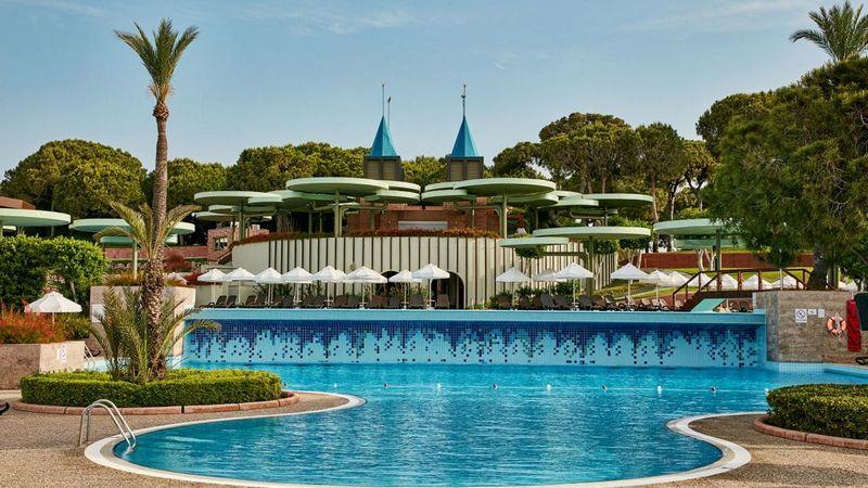 Лучшие отели Турции. Gloria Verde Resort