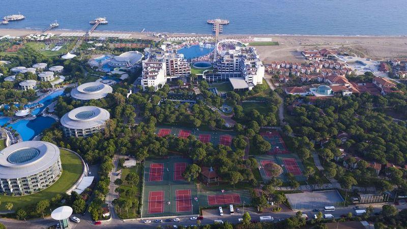 Лучшие отели Турции. Selectum Luxury Resort Belek