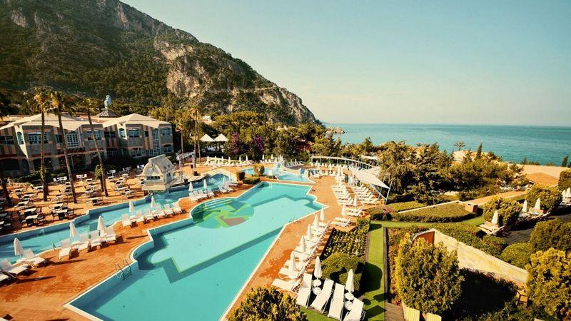 Лучшие отели Турции. SENTIDO Lykia Resort & Spa Adults Only (+16) Ölüdeniz