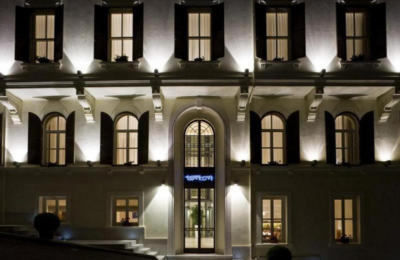 Лучшие отели Турции. TomTom Suites Istanbul