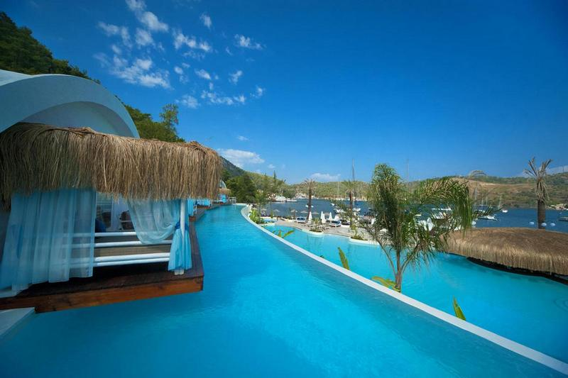 Лучшие отели Турции. Yacht Classic Hotel Fethiye