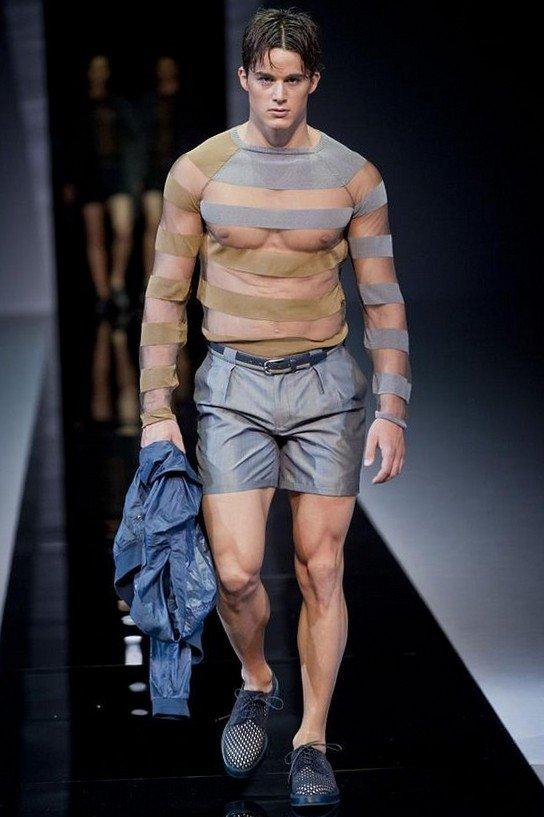 Модные мужские тренды весенне-летнего сезона 2013