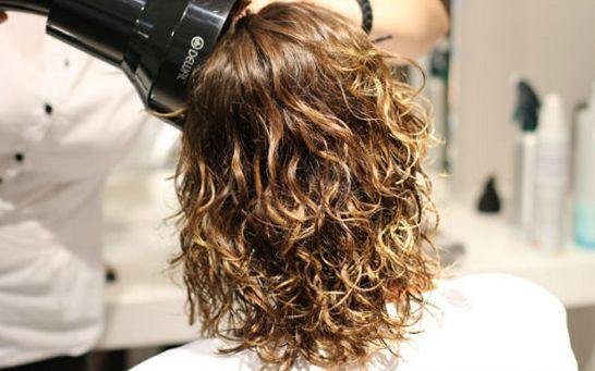 Карвинг волос
