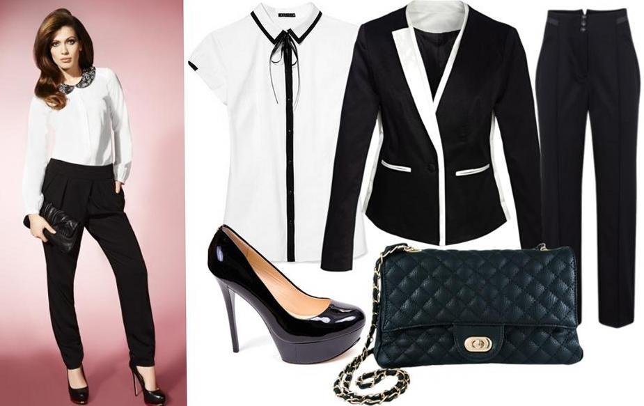 Классический стиль одежды. 3 образа