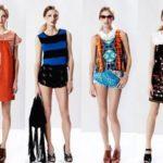 Летняя мода 2012