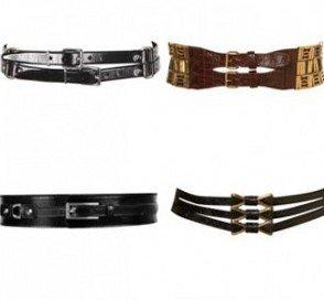 Модные аксессуары 2010 осень