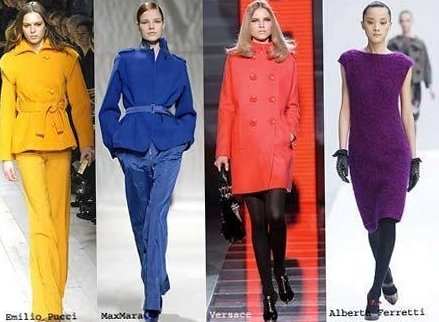 Модные пальто сезона осень-зима 2011-2012