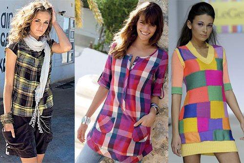 Мода на туники