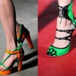 Модная обувь сезона 2011