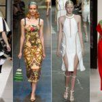 Модные цветовые тенденции весны 2013