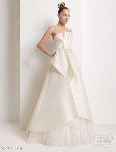 Модные свадебные платья 2011 6