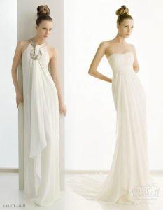 Модные свадебные платья 2011 8