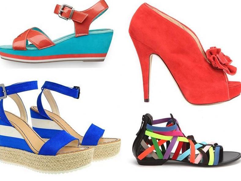 Модные туфли 2012 1
