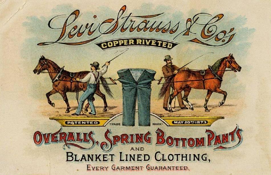 Немного о джинсах Часть 2
