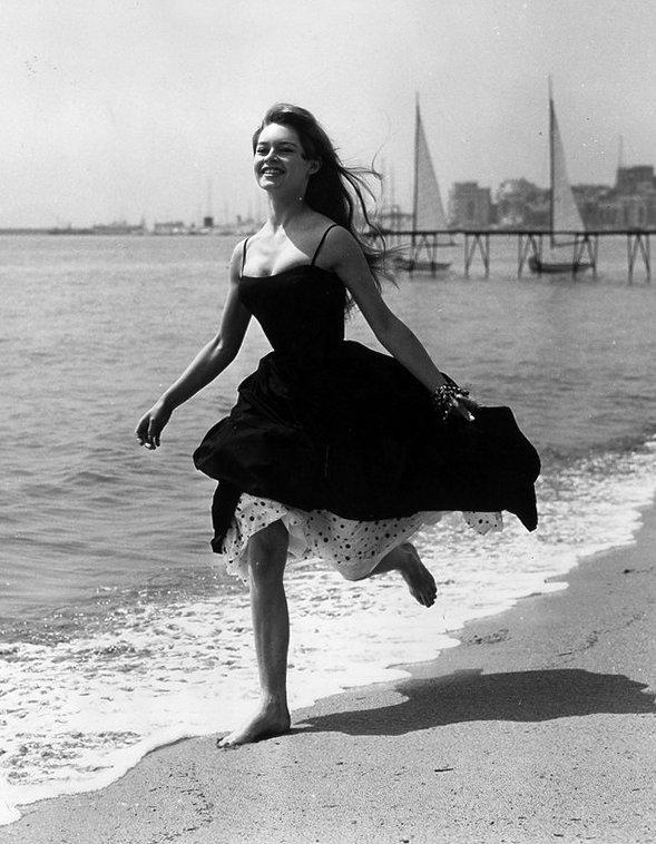 История моды. Мода 40-х - 50-х годов