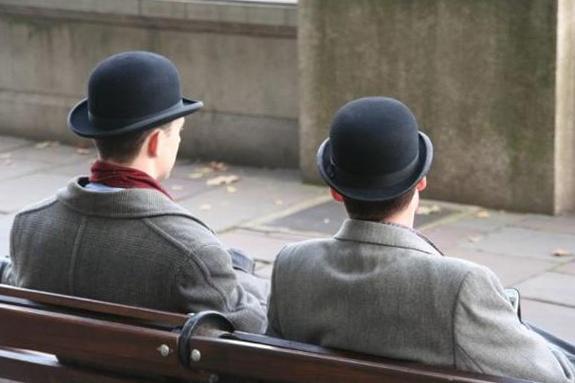 Мужские шляпы Продолжение