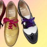 Оксфордские туфли — выбор знаменитостей на сезон осень-2010