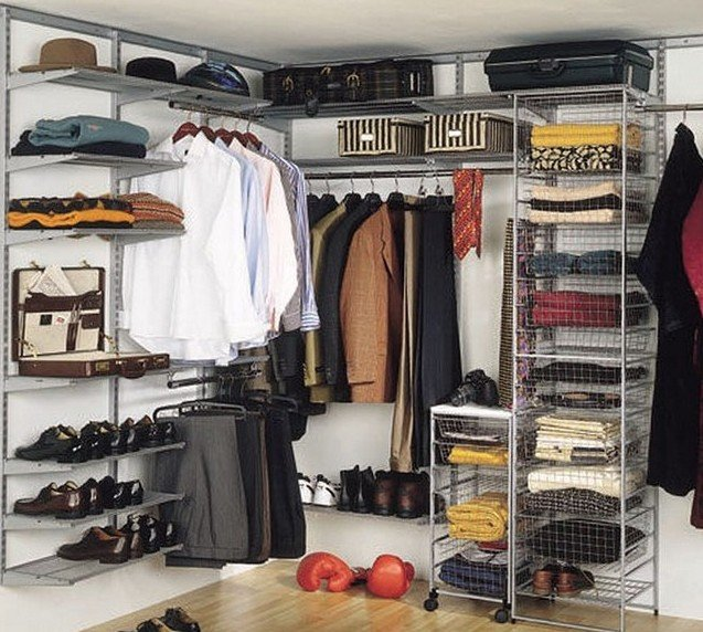 Правильное хранение одежды