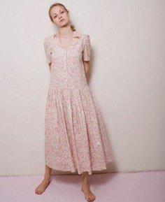 Романтический стиль одежды от Laura Ashley