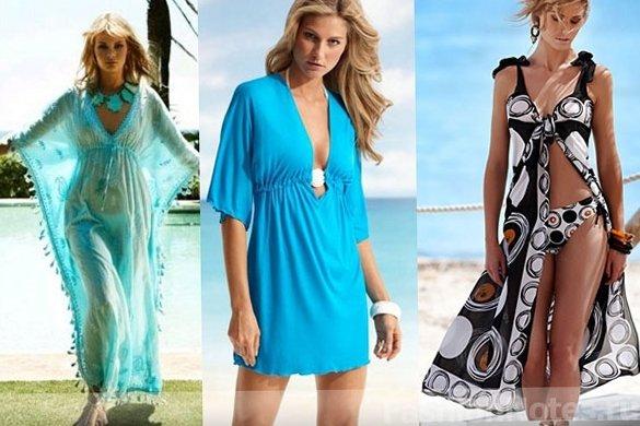 Пляжная мода 2011 1