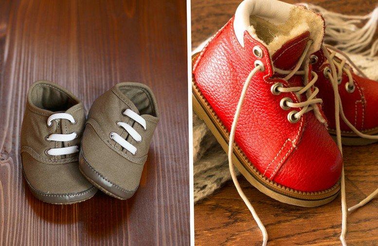 Размеры детской обуви. Покупаем обувь для маленького ребенка
