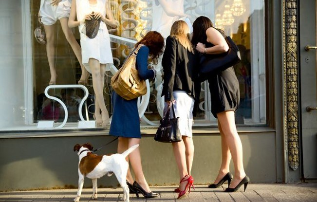 Римский шопинг