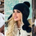 С чем можно носить шапку-ушанку. Шапочная мода 2013-2014 Продолжение