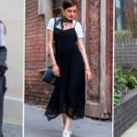 Сарафаны и платья-фартуки — модные тренды весны 2013