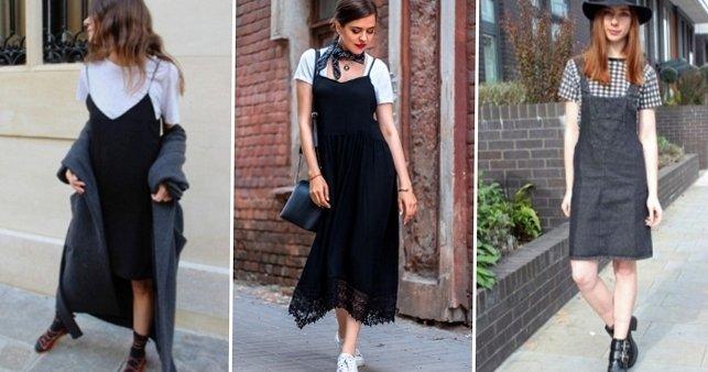 Сарафаны и платья-фартуки - модные тренды весны 2013