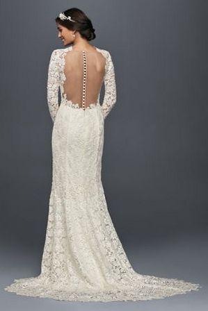 Свадебные платья. Фото