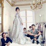 Свадебные платья года: берем пример со звезд