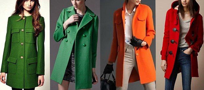 Топ пальто: 5 трендовых образов с пальто