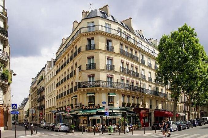 Покупки в Париже