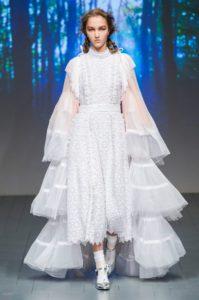 7 тенденций весны 2019 года на  прошедшей в Лондоне неделе моды