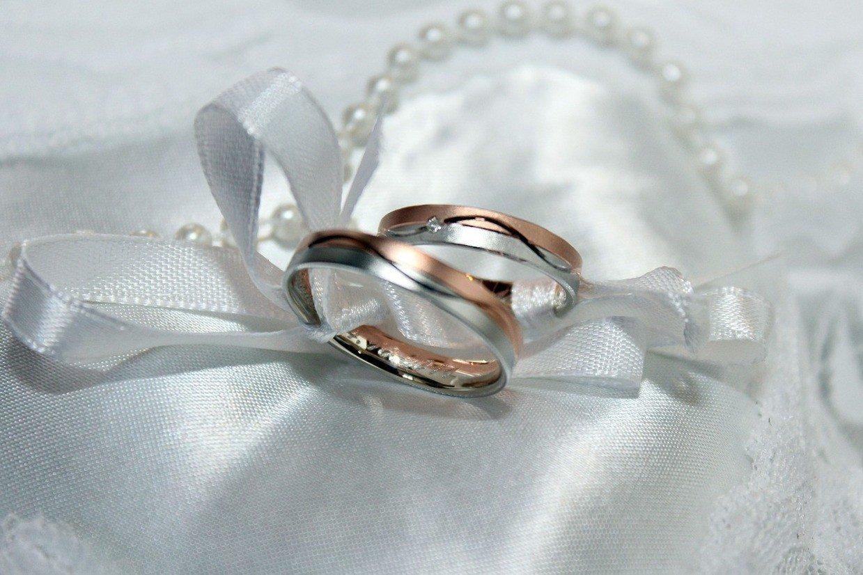 Чем заменить обычные обручальные кольца 1