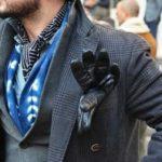 Мужские перчатки – не только для зимнего времени