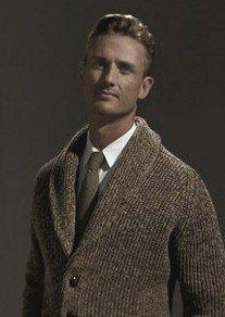 Мужской кашемировый свитер в подарок