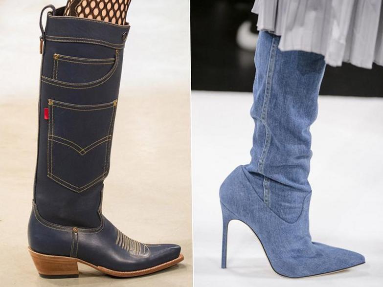 Новые тенденции в женской обуви на сезон зима 2018-19 1
