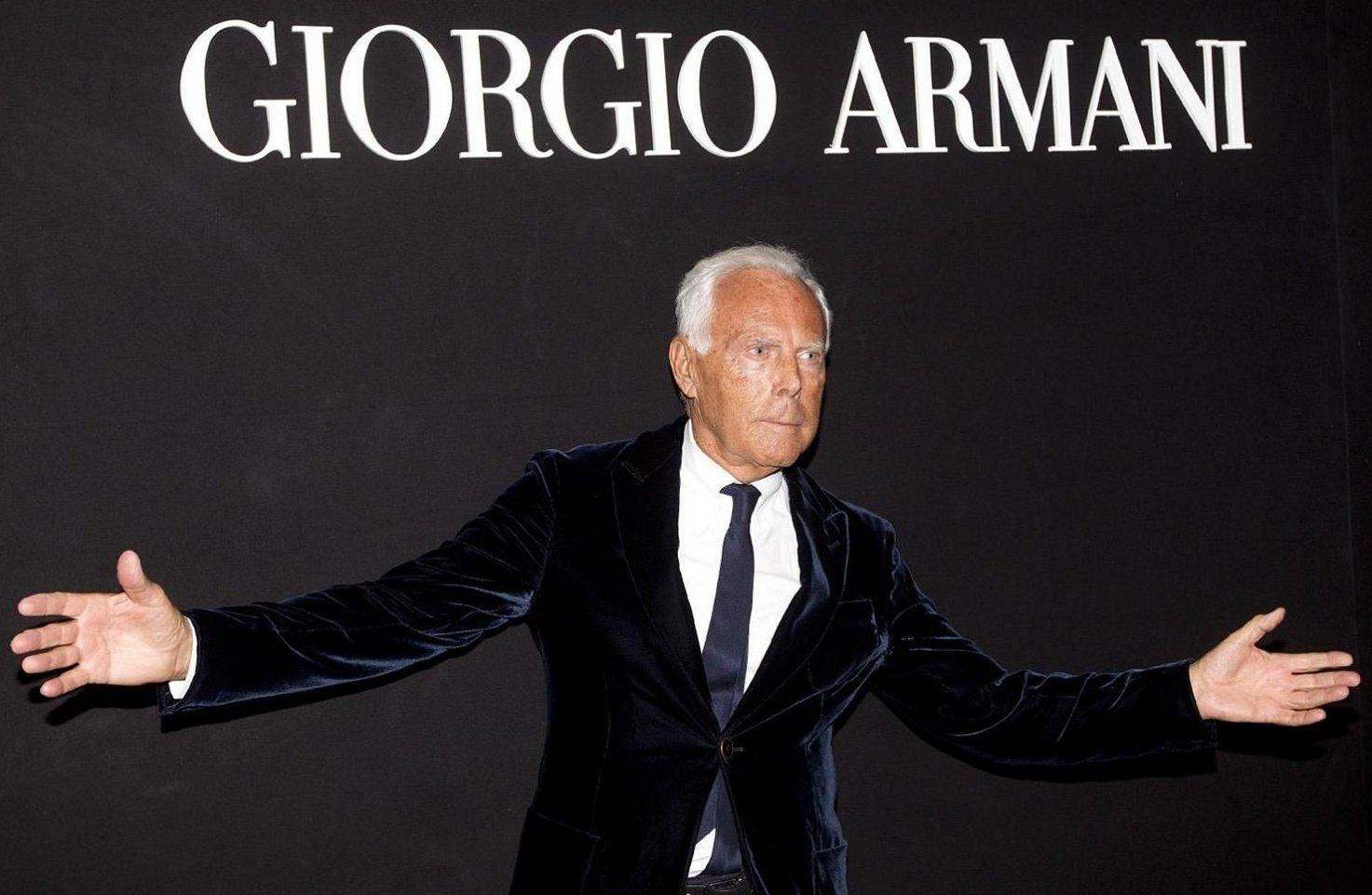 Влияние Джорджо Армани на мировую моду