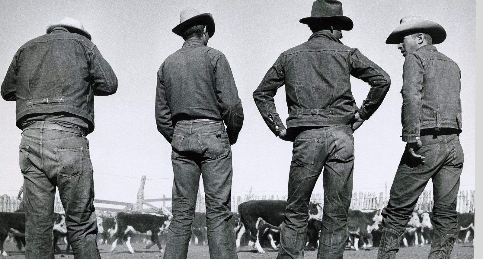 История синих джинсов - кто изобрел джинсы