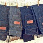 История синих джинсов — кто изобрел джинсы?