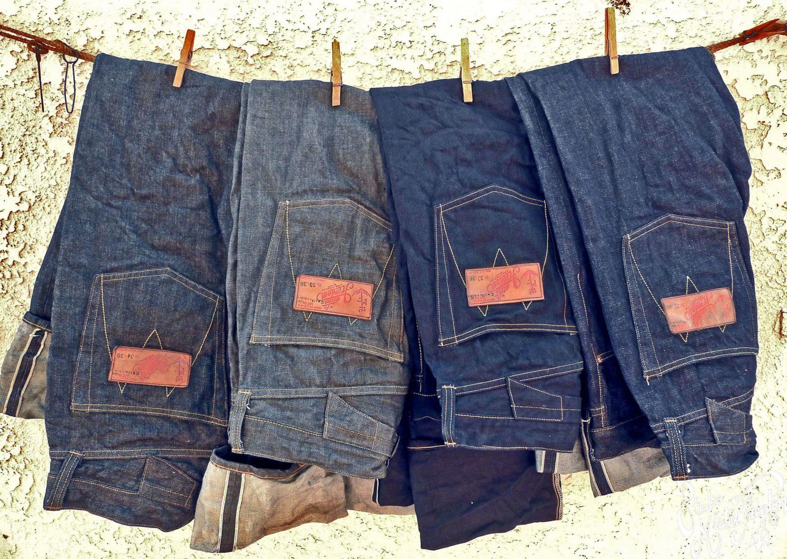История синих джинсов - кто изобрел джинсы? 1