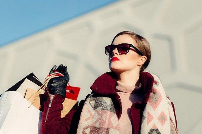 Женская мода по всему миру - лучшие места для покупок 2