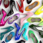Как выбрать обувь с каблуками