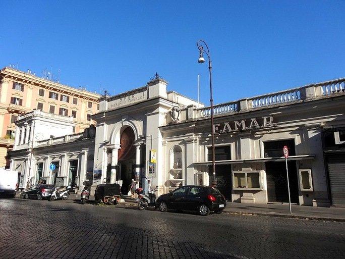 Шопинг в Риме