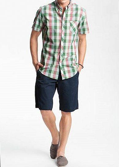 С чем носить шорты